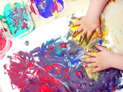 Impariamo a dipingere - Nostrofiglio.it