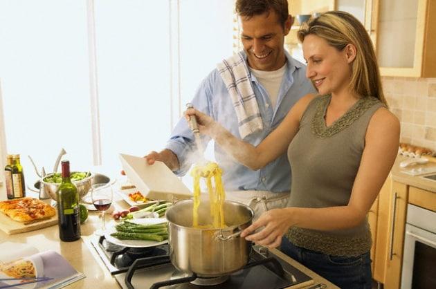 cucina_coppia