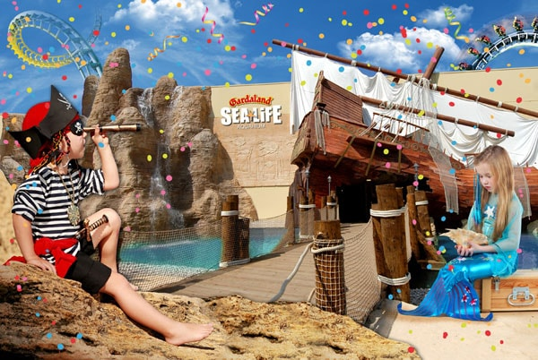 Carnevale-2014-a-Gardaland-SEA-LIFE-Aquarium