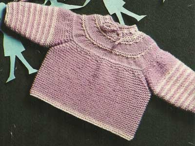 Top Maglioncino per neonato - Nostrofiglio.it KM54