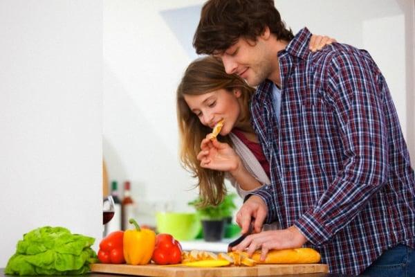 La dieta per rimanere incinta