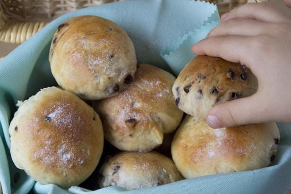Molto Focacce e panini per le feste di compleanno - Nostrofiglio.it KG16