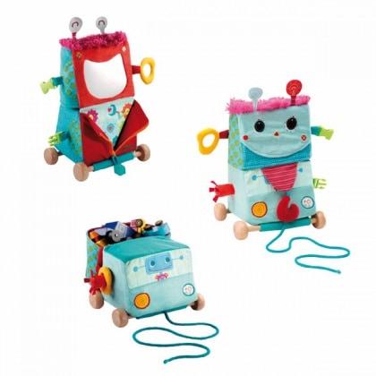 LILLIPUTIENS-Rolobot-transformer
