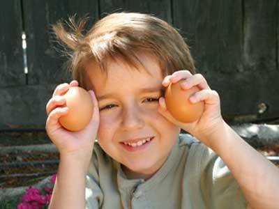 bimbo-uovo