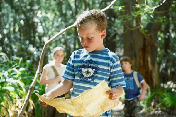 10 cacce al tesoro per bambini da 3 a 10 anni - Nostrofiglio.it