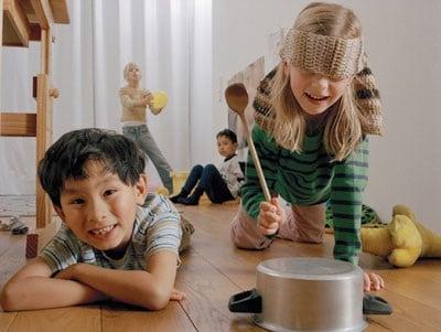 Giochi per bambini da fare in casa 8 10 anni caccia al for Cucinare per bambini 7 anni