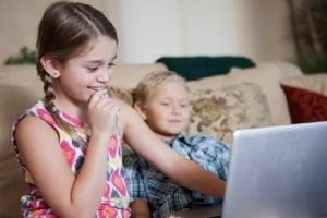 bambini-computer