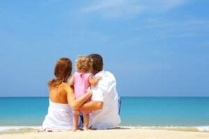 famiglia-vacanza-mare