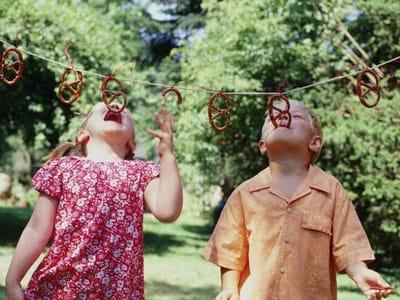 Giochi all'aperto per bambini di 8 anni