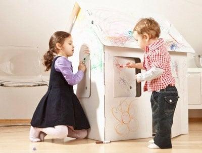 Giochi bambini 3 anni in casa