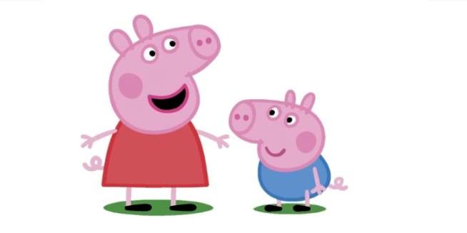 Peppa Pig Babbo Natale Da Colorare.Peppa Pig Al Cinema Nostrofiglio It