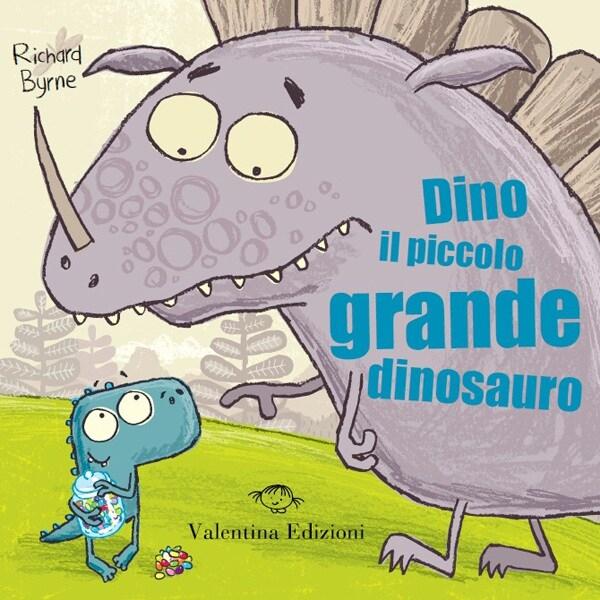 Fiabe moderne 39 dino il piccolo grande dinosauro - Immagini di dinosauro da colorare in ...