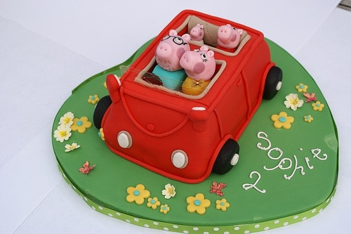 50 Torte Bellissime In Onore Di Peppa Pig Nostrofiglioit