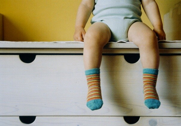 bambino-cassettiera