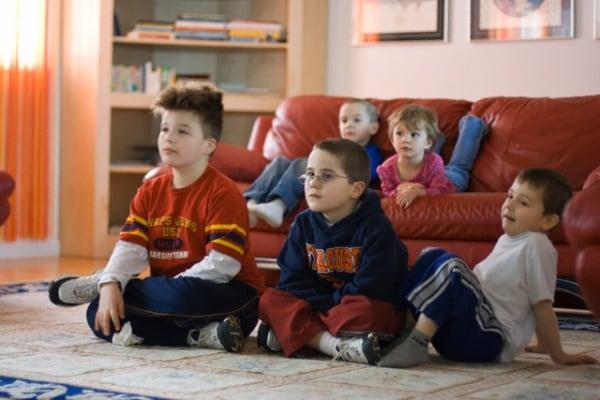 Tv e bambini istruzioni per l uso nostrofiglio