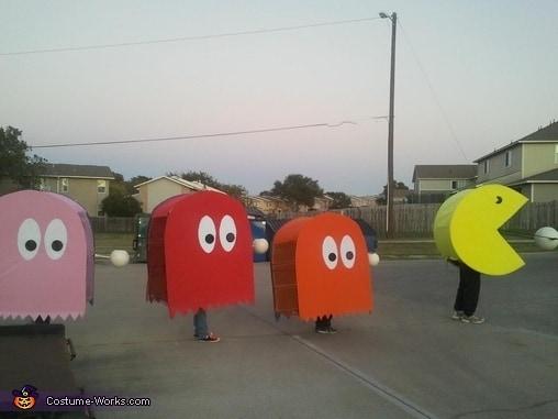 costume-halloween-pacman