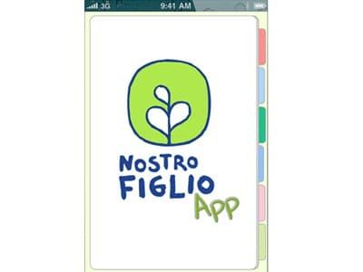 nostrofiglio-app-homapage