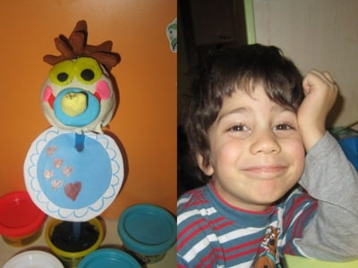 Alessio_Primo-Master-Pasticcere-di-Play-Doh