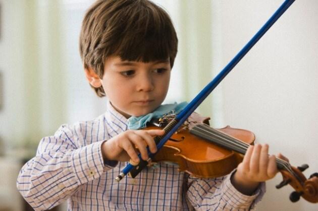 bambino-violino
