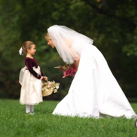 Giochi di dalla parrucchiera la sposa