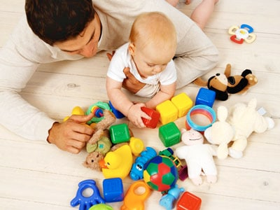 giocattoli per bambini di 16 mesi
