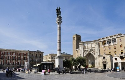 piazza santoronzo lecce storia damore - photo#20