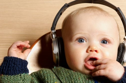 La musica? Un gioco da bambini