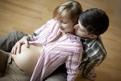 coppia-gravidanza