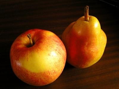 mela-pera