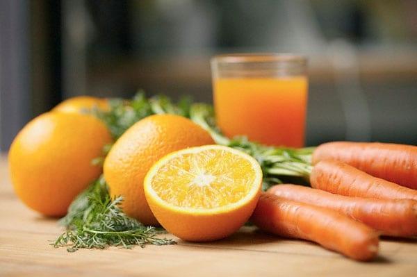 Alimentazione: cibo e abbronzatura