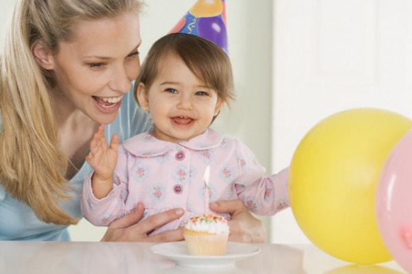 Come organizzare la prima festa di compleanno