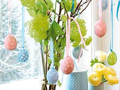 Decorazioni di pasqua da fare insieme ai bambini - Decorazioni uova pasquali per bambini ...