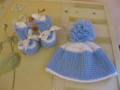 nuovi prodotti caldi sito web per lo sconto prezzo di fabbrica Cappellino da maschietto all'uncinetto - Nostrofiglio.it