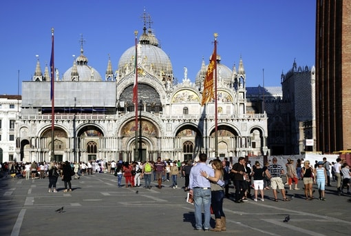 Venezia itinerario con i bambini for Palazzi davvero grandi