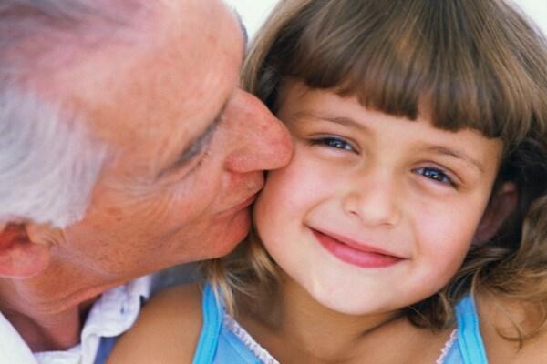 nonni con nipoti