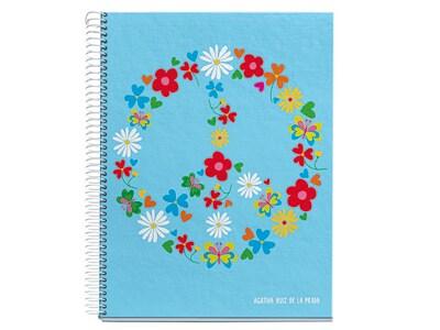Quaderno-Peace-agata-ruiz