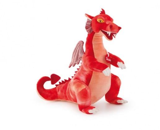 Trudi-drago-rosso