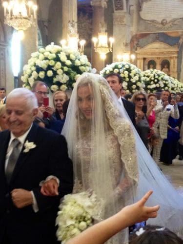 Auguri Matrimonio Vip : A anni valeria marini aspetta il suo primo figlio