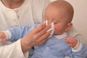 neonato-raffreddore