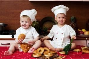 bambini_cucina