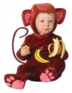 costume-scimmia