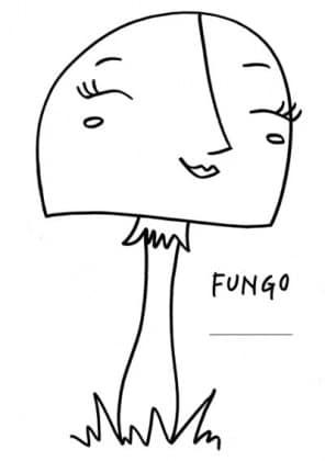 Disegni da colorare dell 39 autunno for Fungo da colorare per bambini