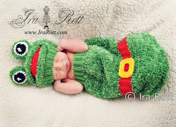 Frog_hat_Cocoon_Set_1