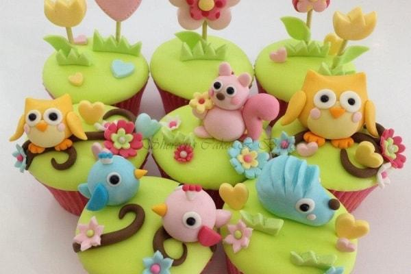 60 idee per decorare i cupcake