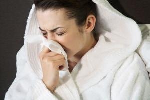 donna_raffreddore