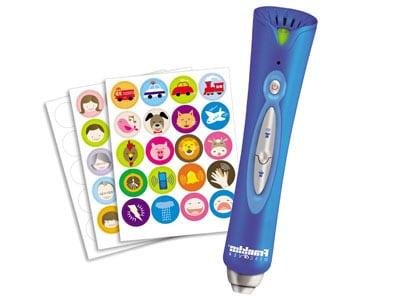 Anybook-e-sticker
