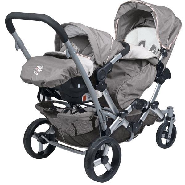 abbastanza 10 passeggini trio per il neonato - Nostrofiglio.it XV42