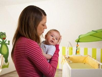 Otto trucchi per la cameretta del bambino - Idee camera neonato ...