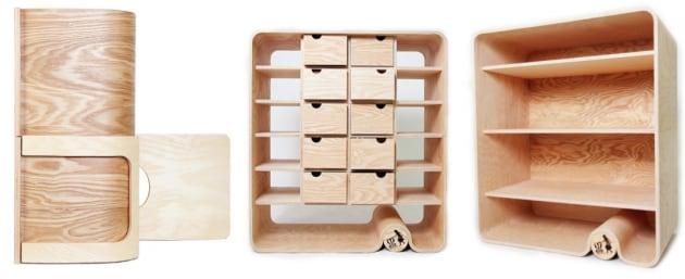 25 mobili in stile montessori ma non solo per una casa a for Libreria per bambini ikea