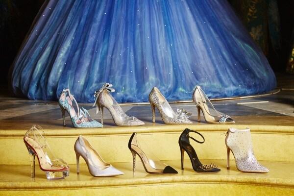 9 scarpette DA SOGNO ispirate alla favola di Cenerentola